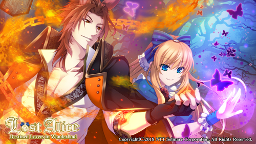 Shall we date?:Lost Alice+